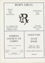 Page 162, 1980 Edition, Harrah High School - Panther Yearbook (Harrah, OK) online yearbook collection