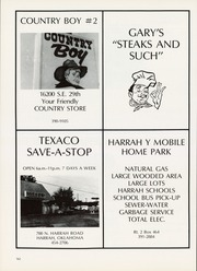 Page 164, 1980 Edition, Harrah High School - Panther Yearbook (Harrah, OK) online yearbook collection