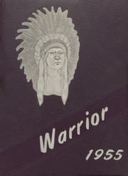 Page 1, 1955 Edition, Anadarko High School - Warrior Yearbook (Anadarko, OK) online yearbook collection