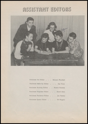 Page 10, 1955 Edition, Anadarko High School - Warrior Yearbook (Anadarko, OK) online yearbook collection