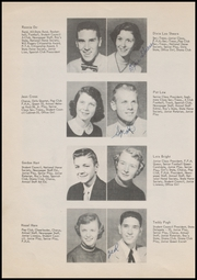 Page 12, 1955 Edition, Anadarko High School - Warrior Yearbook (Anadarko, OK) online yearbook collection
