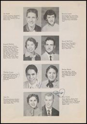 Page 13, 1955 Edition, Anadarko High School - Warrior Yearbook (Anadarko, OK) online yearbook collection