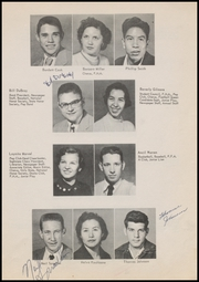 Page 15, 1955 Edition, Anadarko High School - Warrior Yearbook (Anadarko, OK) online yearbook collection