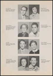 Page 16, 1955 Edition, Anadarko High School - Warrior Yearbook (Anadarko, OK) online yearbook collection