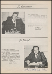Page 7, 1955 Edition, Anadarko High School - Warrior Yearbook (Anadarko, OK) online yearbook collection