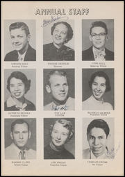 Page 9, 1955 Edition, Anadarko High School - Warrior Yearbook (Anadarko, OK) online yearbook collection