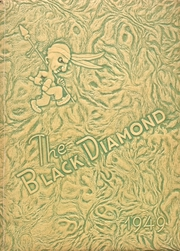 Page 1, 1949 Edition, Sallisaw High School - Black Diamond Yearbook (Sallisaw, OK) online yearbook collection