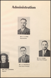 Page 15, 1949 Edition, Sallisaw High School - Black Diamond Yearbook (Sallisaw, OK) online yearbook collection