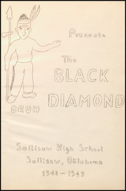 Page 7, 1949 Edition, Sallisaw High School - Black Diamond Yearbook (Sallisaw, OK) online yearbook collection
