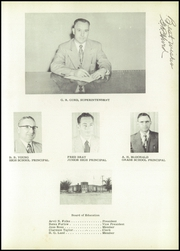 Page 15, 1953 Edition, Sallisaw High School - Black Diamond Yearbook (Sallisaw, OK) online yearbook collection