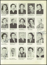 Page 17, 1953 Edition, Sallisaw High School - Black Diamond Yearbook (Sallisaw, OK) online yearbook collection
