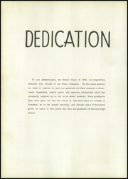 Page 8, 1953 Edition, Sallisaw High School - Black Diamond Yearbook (Sallisaw, OK) online yearbook collection