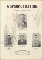 Page 11, 1954 Edition, Sallisaw High School - Black Diamond Yearbook (Sallisaw, OK) online yearbook collection