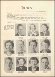 Page 12, 1954 Edition, Sallisaw High School - Black Diamond Yearbook (Sallisaw, OK) online yearbook collection