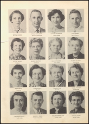 Page 13, 1954 Edition, Sallisaw High School - Black Diamond Yearbook (Sallisaw, OK) online yearbook collection
