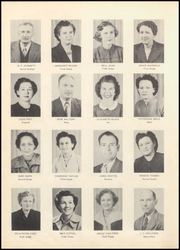 Page 14, 1954 Edition, Sallisaw High School - Black Diamond Yearbook (Sallisaw, OK) online yearbook collection