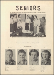 Page 17, 1954 Edition, Sallisaw High School - Black Diamond Yearbook (Sallisaw, OK) online yearbook collection