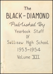 Page 5, 1954 Edition, Sallisaw High School - Black Diamond Yearbook (Sallisaw, OK) online yearbook collection