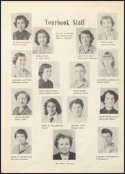 Page 7, 1954 Edition, Sallisaw High School - Black Diamond Yearbook (Sallisaw, OK) online yearbook collection