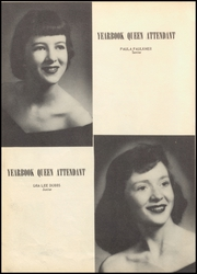 Page 8, 1954 Edition, Sallisaw High School - Black Diamond Yearbook (Sallisaw, OK) online yearbook collection