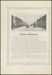 Page 12, 1920 Edition, Clinton High School - Tornado Yearbook (Clinton, OK) online yearbook collection