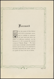 Page 7, 1920 Edition, Clinton High School - Tornado Yearbook (Clinton, OK) online yearbook collection