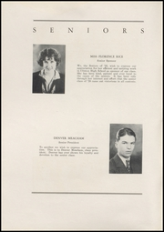 Page 12, 1928 Edition, Clinton High School - Tornado Yearbook (Clinton, OK) online yearbook collection