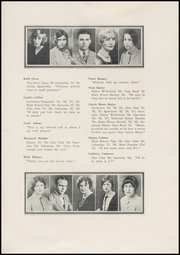 Page 13, 1928 Edition, Clinton High School - Tornado Yearbook (Clinton, OK) online yearbook collection