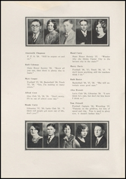 Page 14, 1928 Edition, Clinton High School - Tornado Yearbook (Clinton, OK) online yearbook collection