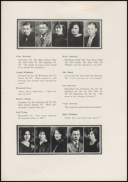 Page 17, 1928 Edition, Clinton High School - Tornado Yearbook (Clinton, OK) online yearbook collection