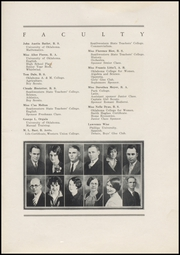 Page 9, 1928 Edition, Clinton High School - Tornado Yearbook (Clinton, OK) online yearbook collection