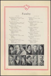Page 10, 1929 Edition, Clinton High School - Tornado Yearbook (Clinton, OK) online yearbook collection