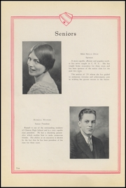 Page 12, 1929 Edition, Clinton High School - Tornado Yearbook (Clinton, OK) online yearbook collection