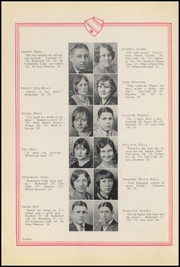 Page 14, 1929 Edition, Clinton High School - Tornado Yearbook (Clinton, OK) online yearbook collection