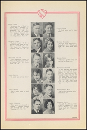 Page 15, 1929 Edition, Clinton High School - Tornado Yearbook (Clinton, OK) online yearbook collection