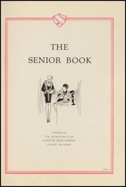 Page 5, 1929 Edition, Clinton High School - Tornado Yearbook (Clinton, OK) online yearbook collection