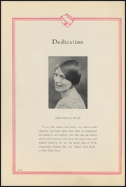 Page 6, 1929 Edition, Clinton High School - Tornado Yearbook (Clinton, OK) online yearbook collection