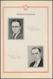 Page 9, 1929 Edition, Clinton High School - Tornado Yearbook (Clinton, OK) online yearbook collection