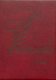 Page 1, 1949 Edition, Clinton High School - Tornado Yearbook (Clinton, OK) online yearbook collection