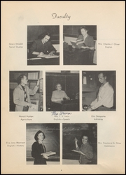 Page 10, 1949 Edition, Clinton High School - Tornado Yearbook (Clinton, OK) online yearbook collection