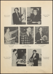 Page 12, 1949 Edition, Clinton High School - Tornado Yearbook (Clinton, OK) online yearbook collection