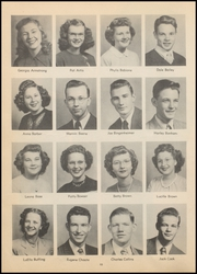 Page 14, 1949 Edition, Clinton High School - Tornado Yearbook (Clinton, OK) online yearbook collection