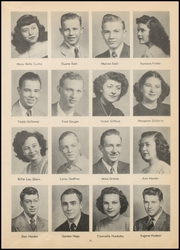 Page 15, 1949 Edition, Clinton High School - Tornado Yearbook (Clinton, OK) online yearbook collection