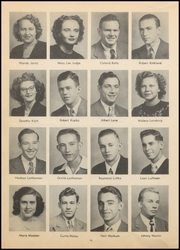 Page 16, 1949 Edition, Clinton High School - Tornado Yearbook (Clinton, OK) online yearbook collection