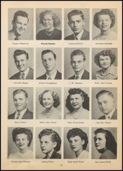 Page 17, 1949 Edition, Clinton High School - Tornado Yearbook (Clinton, OK) online yearbook collection