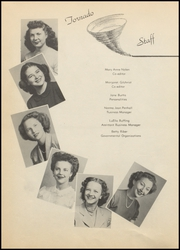 Page 8, 1949 Edition, Clinton High School - Tornado Yearbook (Clinton, OK) online yearbook collection