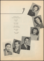 Page 9, 1949 Edition, Clinton High School - Tornado Yearbook (Clinton, OK) online yearbook collection