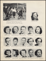 Page 12, 1953 Edition, Clinton High School - Tornado Yearbook (Clinton, OK) online yearbook collection