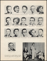 Page 13, 1953 Edition, Clinton High School - Tornado Yearbook (Clinton, OK) online yearbook collection