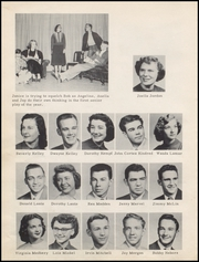 Page 14, 1953 Edition, Clinton High School - Tornado Yearbook (Clinton, OK) online yearbook collection